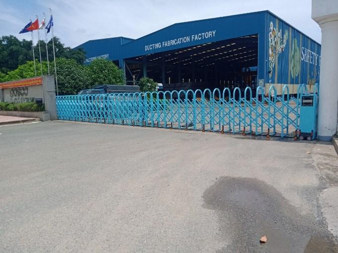 Cổng Xếp Đồng Nai