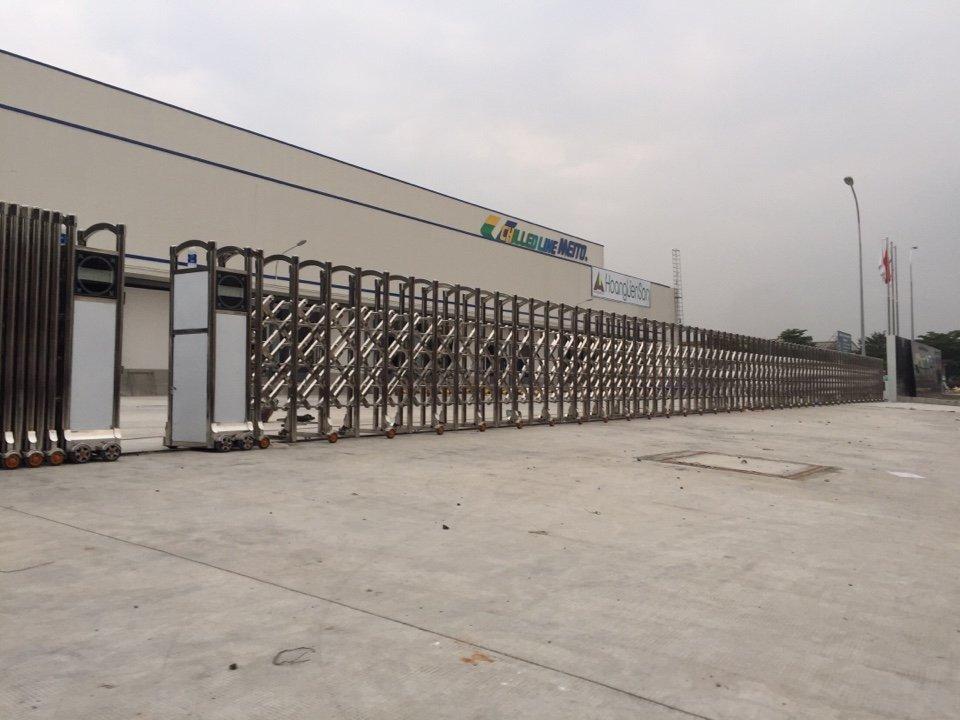 Cổng Xếp TPHCM - C&F Logistics Quận 7 (1)